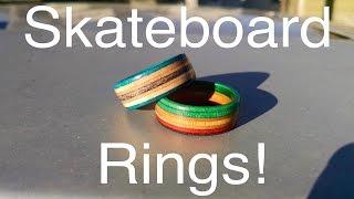 Making Skateboard Rings