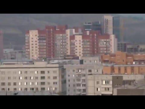 Октябрьский / Железнодорожный Красноярск