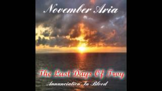 November Aria - The Last Days Of Troy