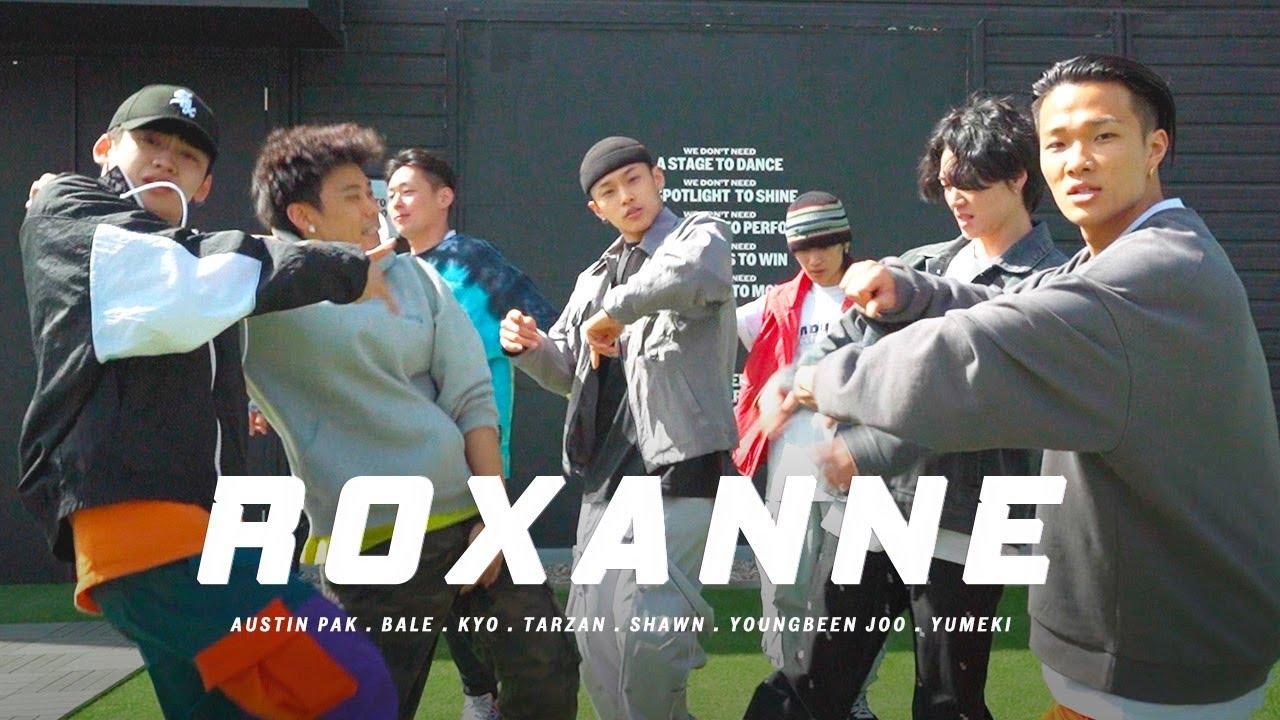 Arizona Zervas - ROXANNE / Dance Video