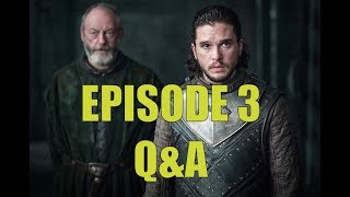Video Game of Thrones Season 7 Episode 3 Serious Q&A - Queen's Justice download MP3, 3GP, MP4, WEBM, AVI, FLV Juli 2018