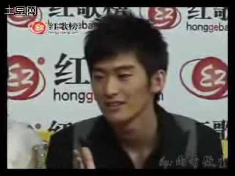 HanShuang @ Hong Ge Bang [红歌榜] interview