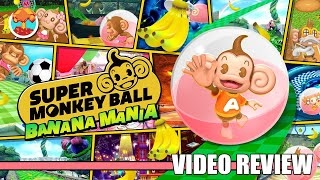 Review: Super Monkey Ball - Banana Mania (PS4/5, Switch, Xbox & Steam) - Defunct Games