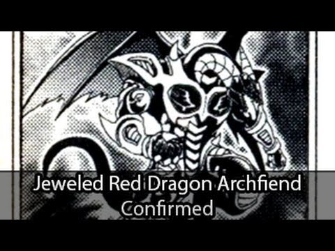 Jewel Red Dragon Dragon and Number 72 Confirmed For Manga Promos