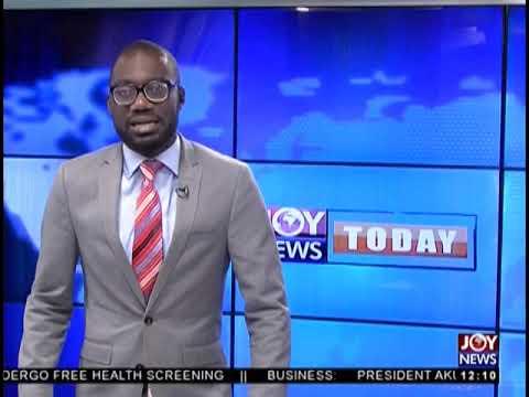 Joy News Today (20-12-18)