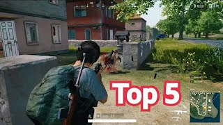 [2020] Top 5 Best Battle Royale Games For Android