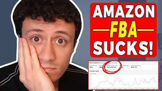 Why AMAZON FBA IS HARD! My True Results - $7,229 in TWO Days Update