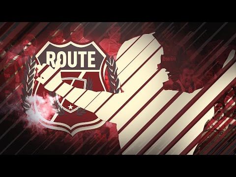 ROUTE LEYENDA !!!