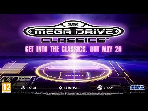 SEGA Mega Drive Classics PS4, Xbox One Gameplay - Classic Games Trailer