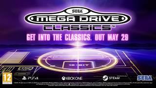 SEGA Mega Drive Classics PS4, Xbox One Gameplay - Classic Games Trailer