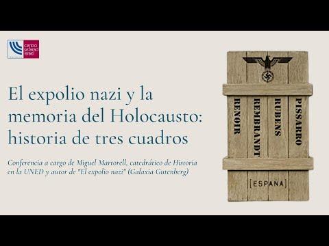 El expolio nazi