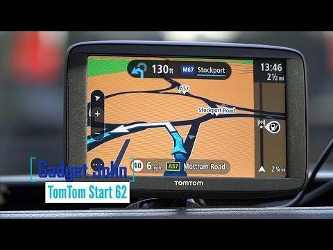 TomTom Start 62 GPS Satnav | Setup & Full Review