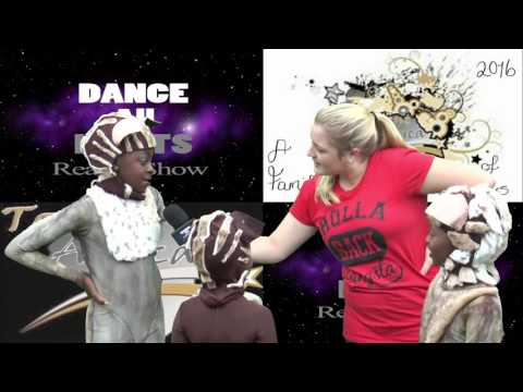 Dance All Limits Talent Africa 12th March 2016 interview 9