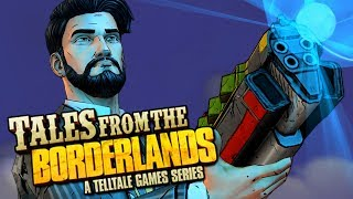 ОГРАБЛЕНИЕ АТЛАСА - Tales from the Borderlands - ЭПИЗОД 2