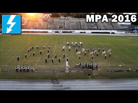 "Lake Region HS Sound of Thunder Band - ""Light 'Em Up!"" @ MPA 2016 [HD]"