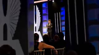 Troye Sivan GLAAD Awards Acceptance Speech 2017