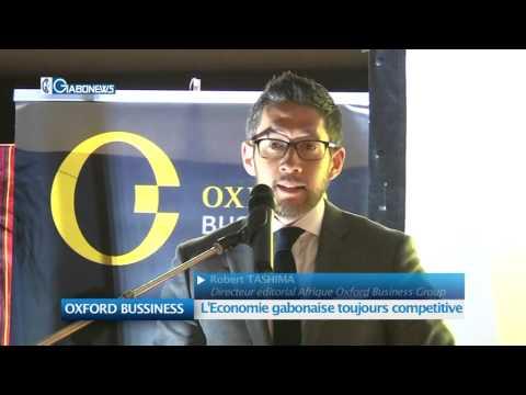 OXFORD BUSINESS: L'ECONOMIE GABONAISE