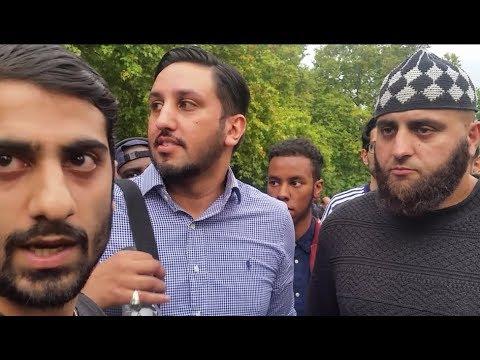 ASKING THE DEAD FOR HELP   TAWASSUL   SHIA BLADE RUNNER   ABDUL HAMEED   EX SHIA   SPEAKERS CORNER