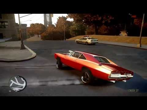 GTA IV  Ultra Realistic Graphics ENB
