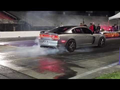 Dodge Charger R/T VS Ford Mustang EcoBoost 1/4 Mile
