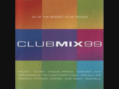 Clubmix 99 - CD2