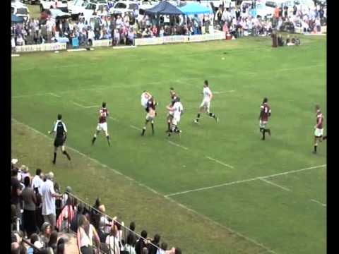 Kearsney vs Hilton  J L Du Preez Bounce