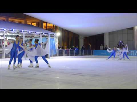 "CHRISTMAS SHOW ON ICE 2015 BY ICE ARENA -""MEGARON ATHENS CONCERT HALL"""