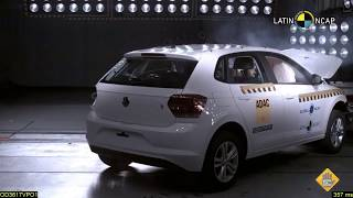 Volkswagen Polo (2018 India) CRASH TEST