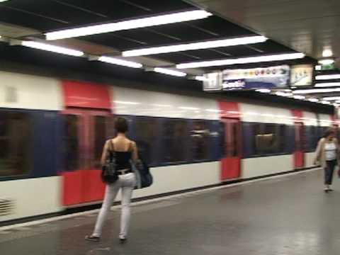 Paris Louvre RER Station