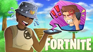 TRY NOT TO LAUGH: FORTNITE PRANK CALLS 🤬😂