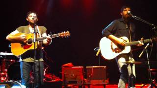 The Avett Brothers- The Once and Future Carpenter- London Shepherds Bush