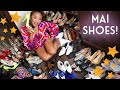 My Luxury Shoe Collection + Try On