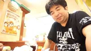 A&WのハバネロBBQバーガー完食です 亀島さんの動画はこちら https://www...