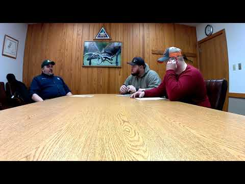 The CWD Talk with Missouri Dept of Conservation.