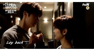 Ha Won & Ji Woon - Lay Back [Cinderella & Four Knights FMV]