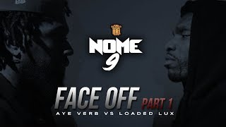 URL NOME 9 FACE OFF: LOADED LUX VS AYE VERB   URLTV