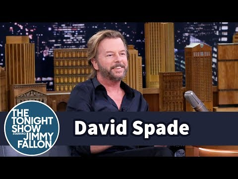 Download Youtube: David Spade Realized His Home Was Burgled When He Reached for His Shotgun