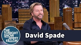 David Spade Realized His Home Was Burgled When He Reached for His Shotgun