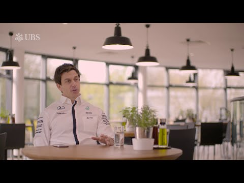 Toto Wolff - F1 Entrepreneur