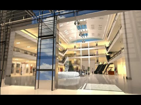 Australia's First Virtual Online 3D Shopping Centre | Pre-launch Ad | The 360º Mall