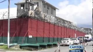 Prisoner found hanging in Camp Street Jail cell