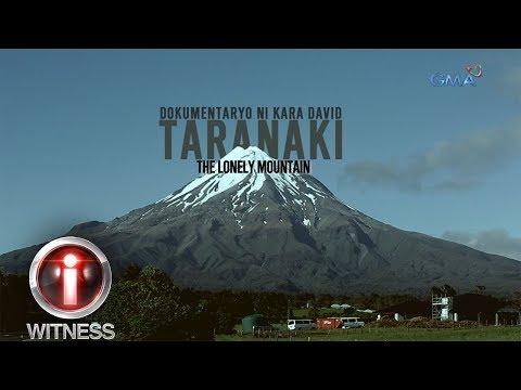 I-Witness: 'Taranaki: The Lonely Mountain,' dokumentaryo ni Kara David (full episode)