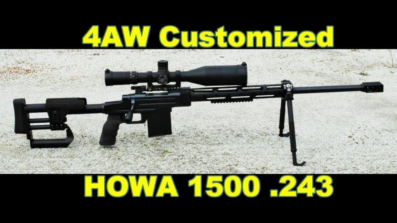 Howa 1500 243 Reviews