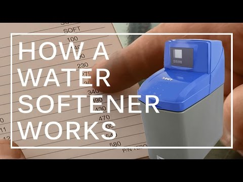 How A Water Softener Works - BWT Luxury Water®