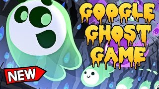 NEW Google Ghost Game!    Google Ghost Duel (Multiplayer)