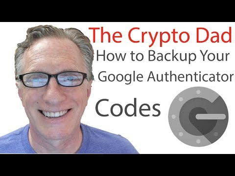 Google Authenticator How to Backup Codes for Gmail, Coinbase, Binance, & Bittrex