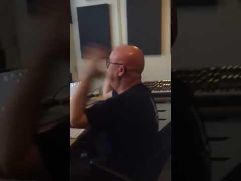 Stephan Bodzin İn The Studio
