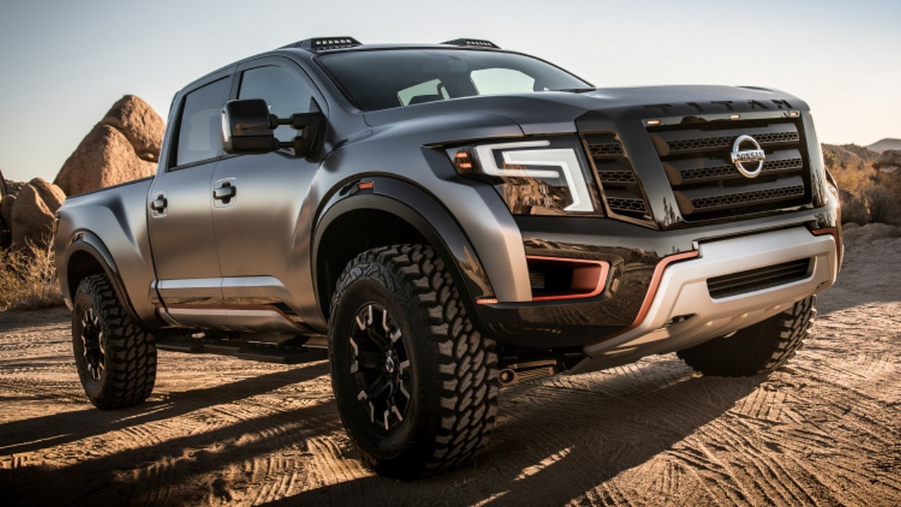 Nissan Titan Warrior 2017 Forza Towing Capacity Engine And Interior