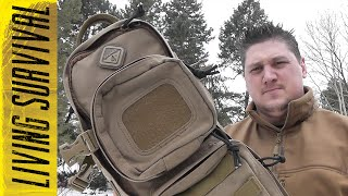 Hazard 4 Evac Plan-B Slingpack Review