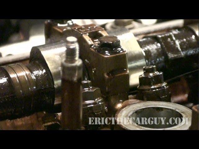 2012 civic valve adjustment
